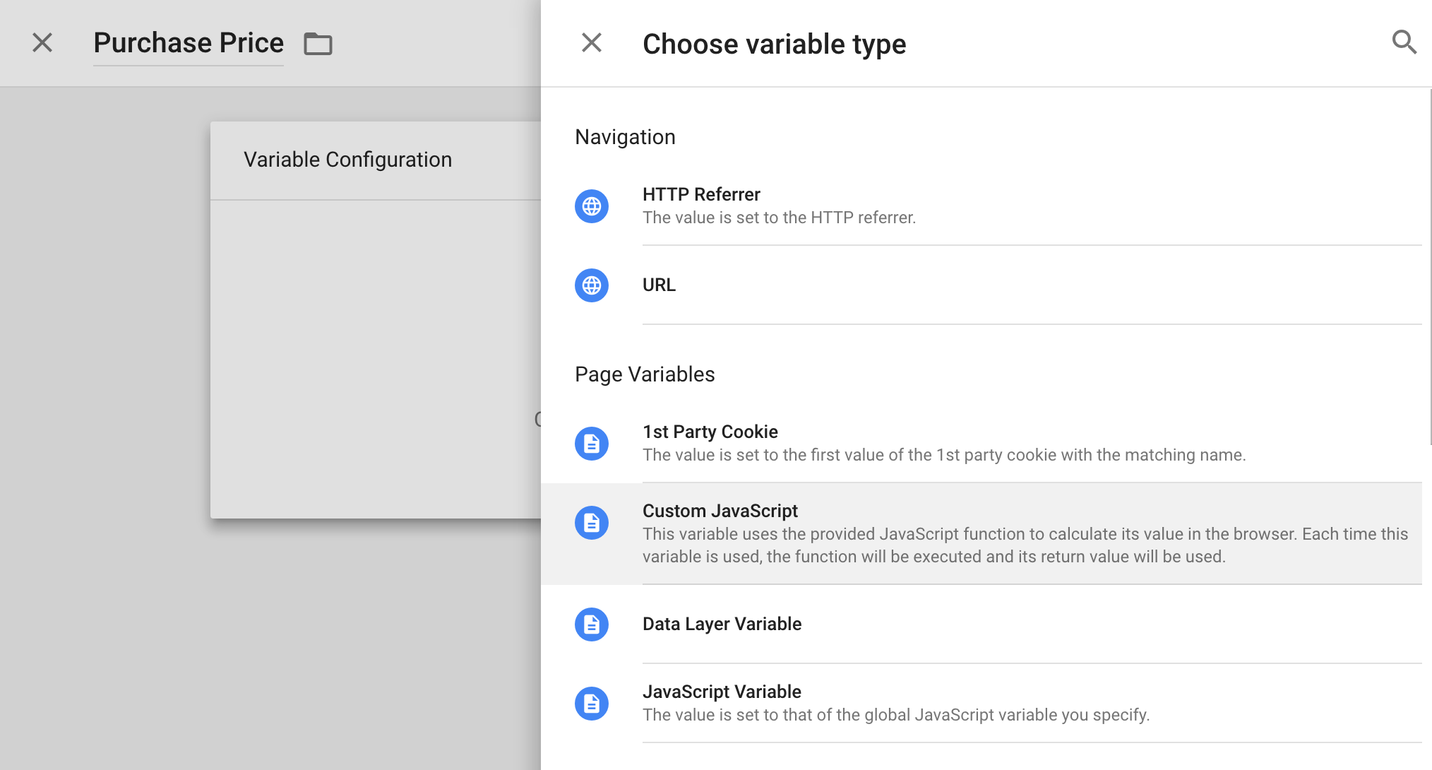 Parse and use URL parameters in Google Tag Manager · World Hacks